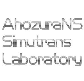 AhozuraNS Simutrans Laboratory